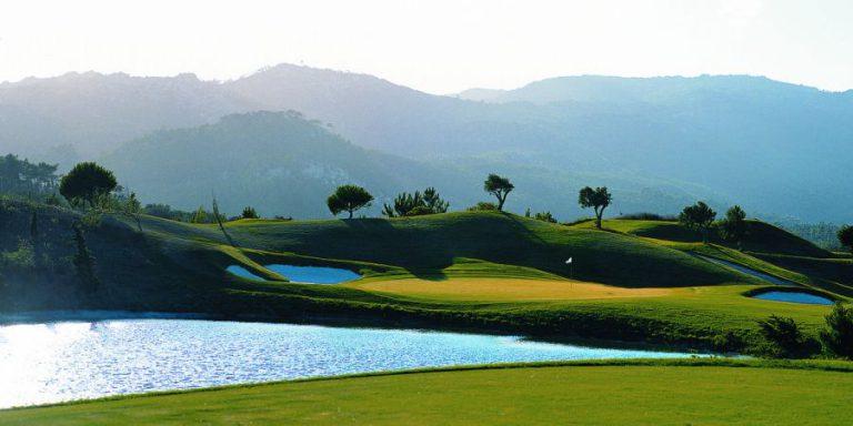 Os melhores clubes de golfe portugueses.