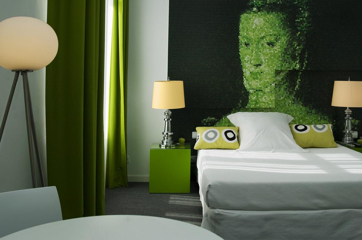 Dormir num loft de inspiração nova-iorquina em Madrid