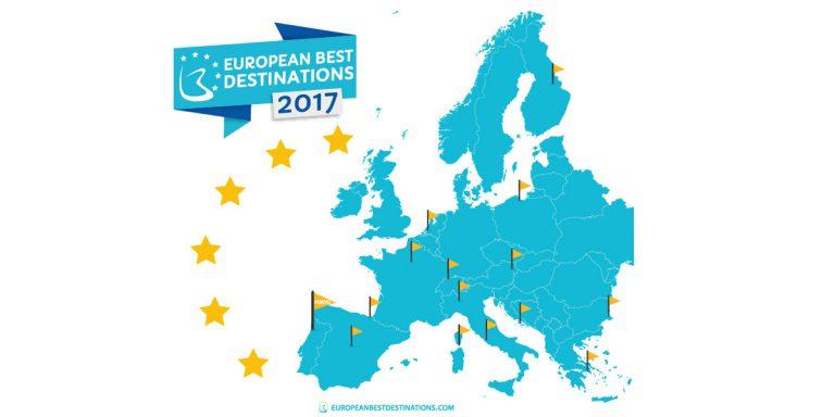 Estes foram os melhores destinos europeus de 2017