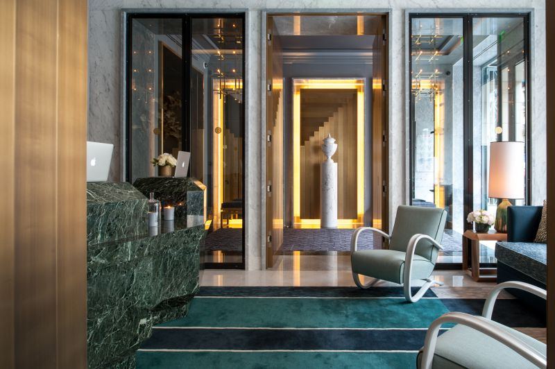 Era uma vez um viajante imaginário que inspirou o conceito de um hotel