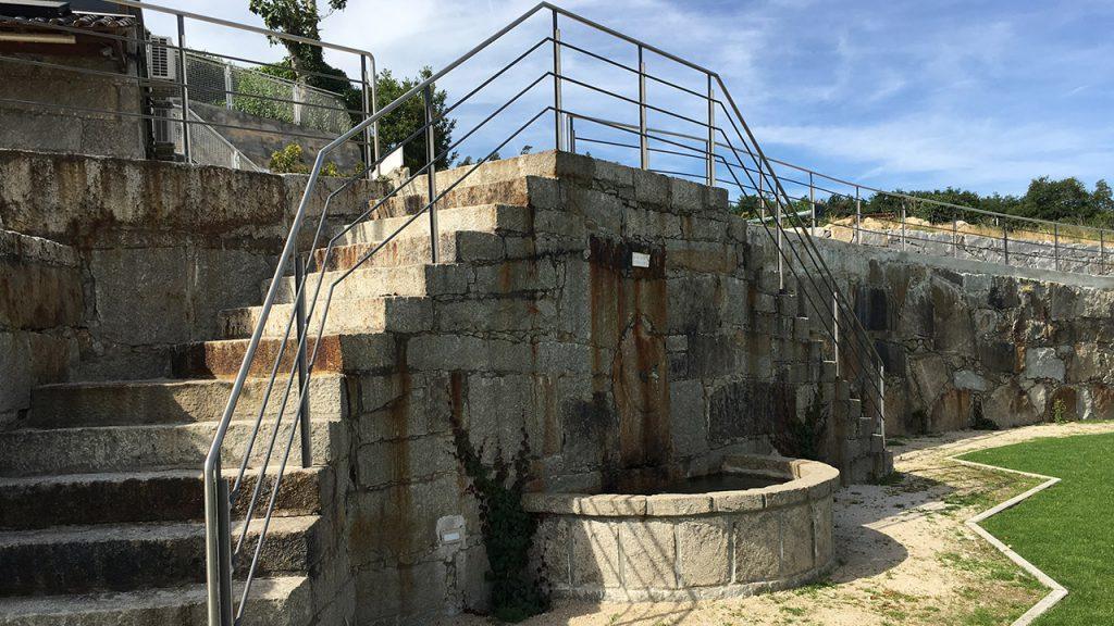 Escada / Fonte